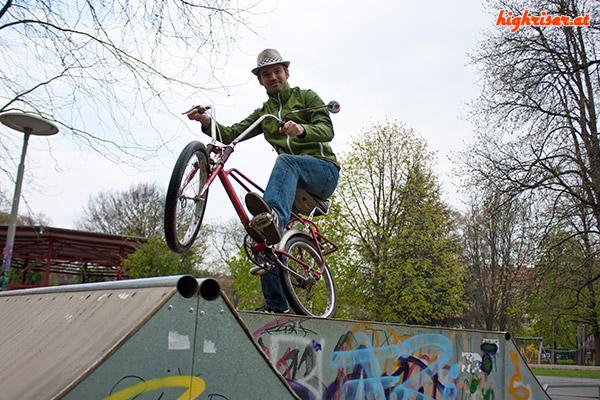 Alpina Super de Luxe – Erste Ausfahrt