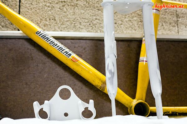 Junior Stratostreak 3 - Gabel geschliffen