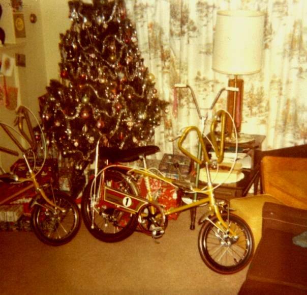Highriser zu Weihnachten