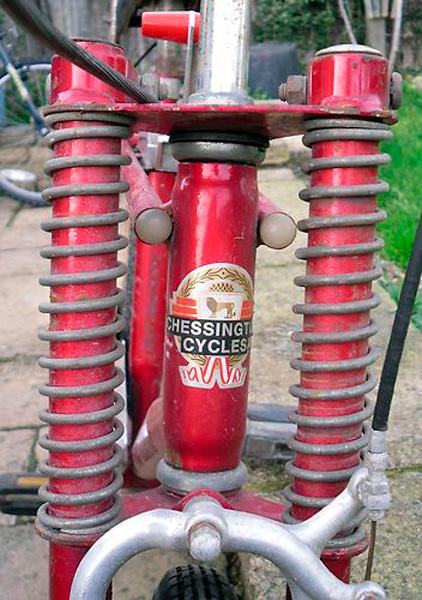Chessington Cycles 1974