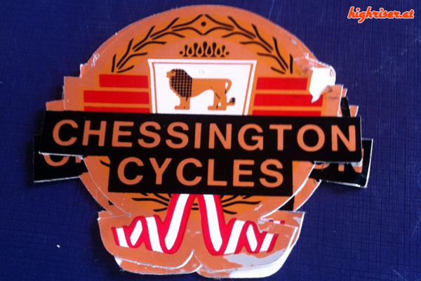 Chessington Cycles Logo